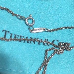 Tiffany & Co. Jewelry - Silver Tiffany & Co. Circle necklace